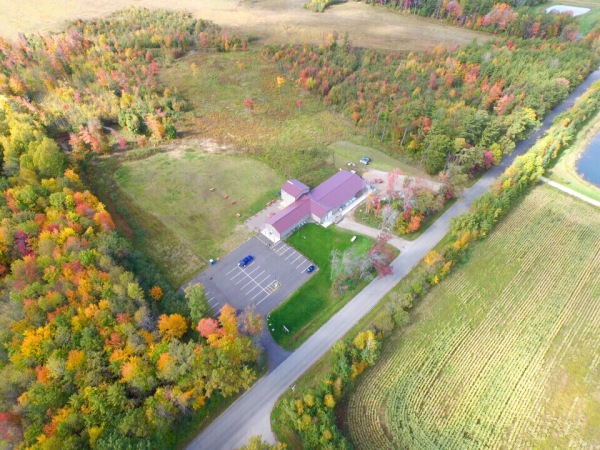 Aerial View Fall 2015